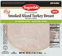 Smoked Sliced Turkey Breast