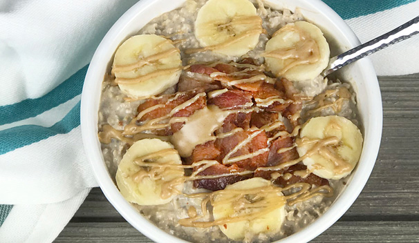 Elvis Overnight Oats