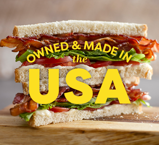 Owned & Made in the USA